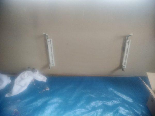 暖房パネル交換