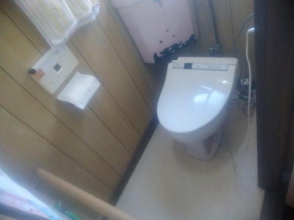 トイレ水漏れ中央区