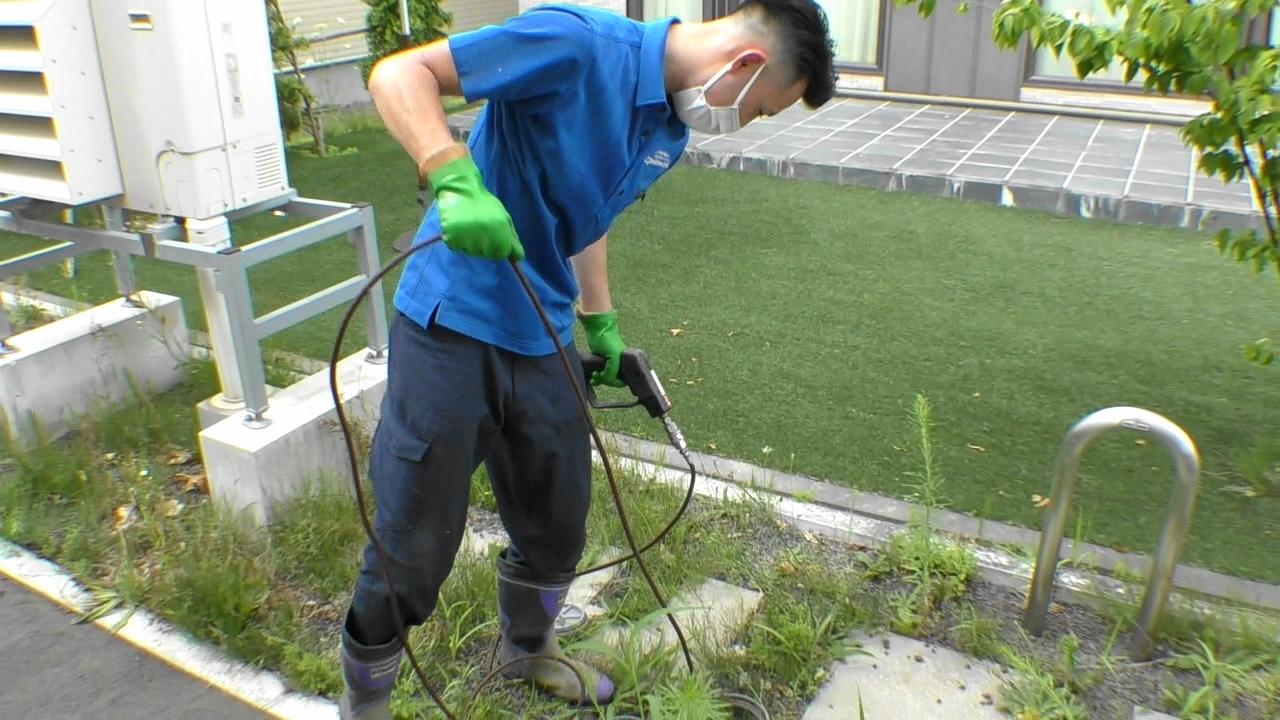 高圧洗浄作業_中川S